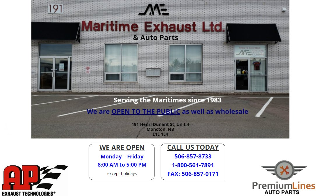 Maritime Exhaust and Auto Parts